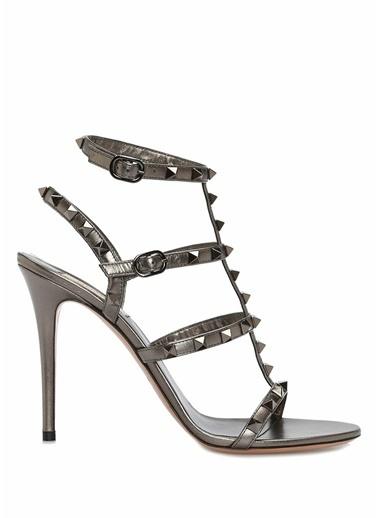 Valentino Garavani Sandalet Gümüş